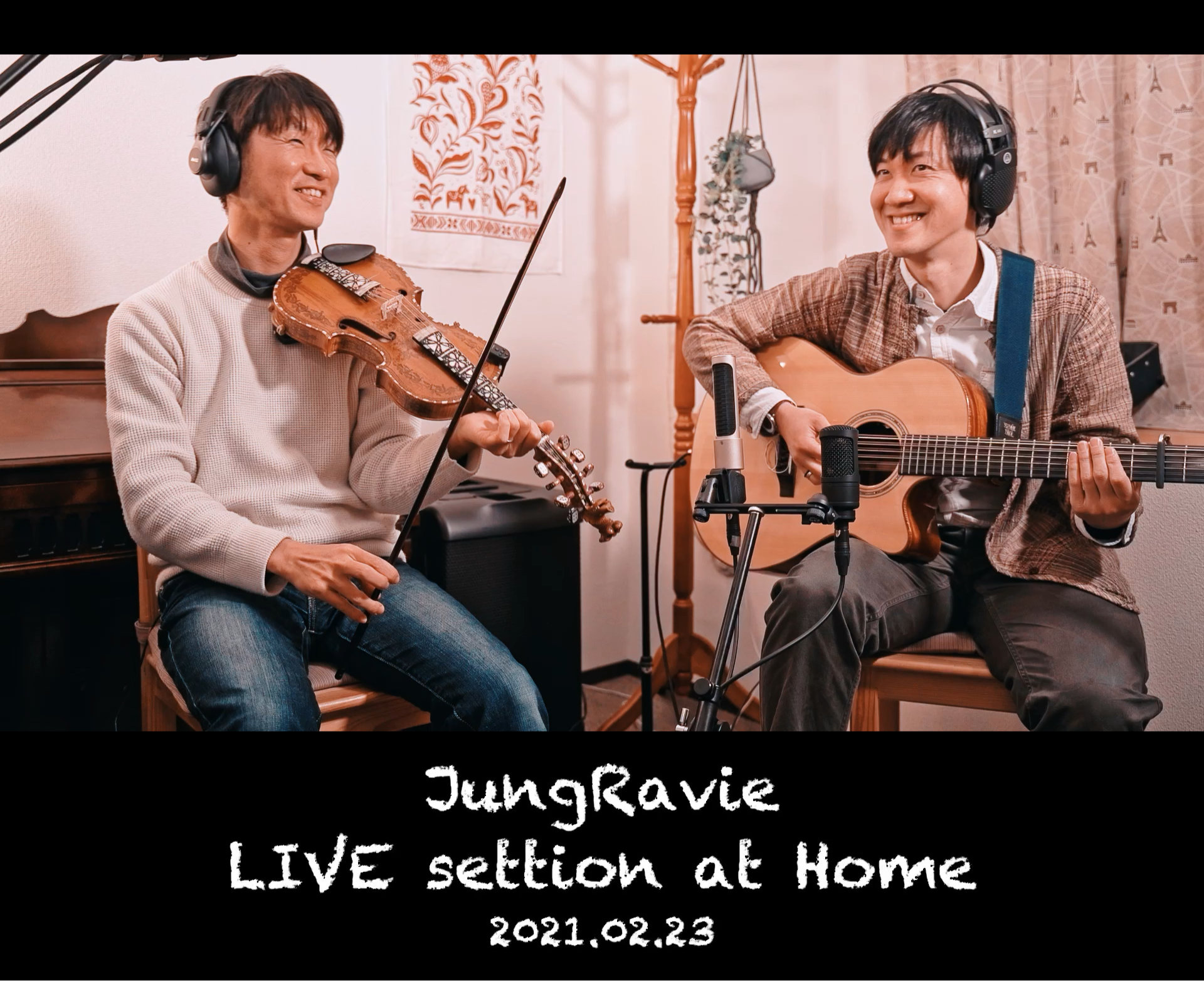 JungRavie official website